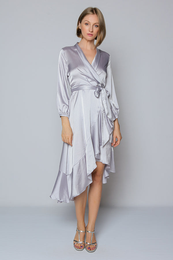 Riviera Dress (grey)