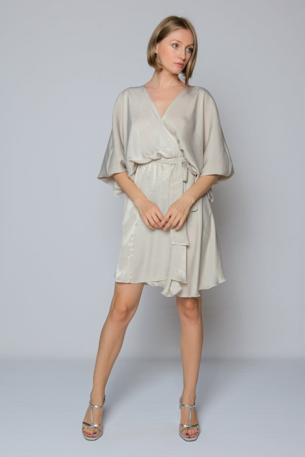 Amalfi Dress (grey)