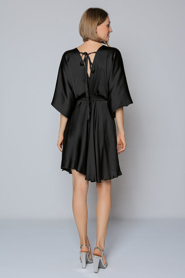 Amalfi Dress (black)