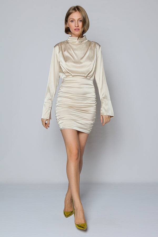 Fiesta Dress (cream)