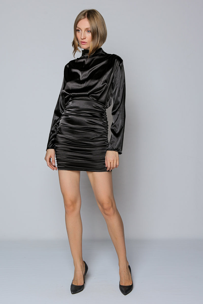 Fiesta Dress (black)