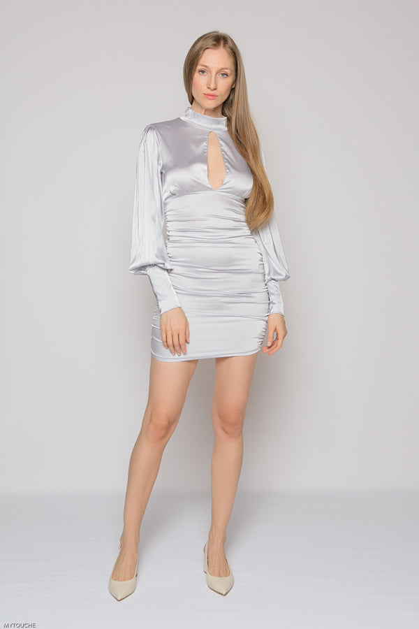 Bellatrix Dress (grey)