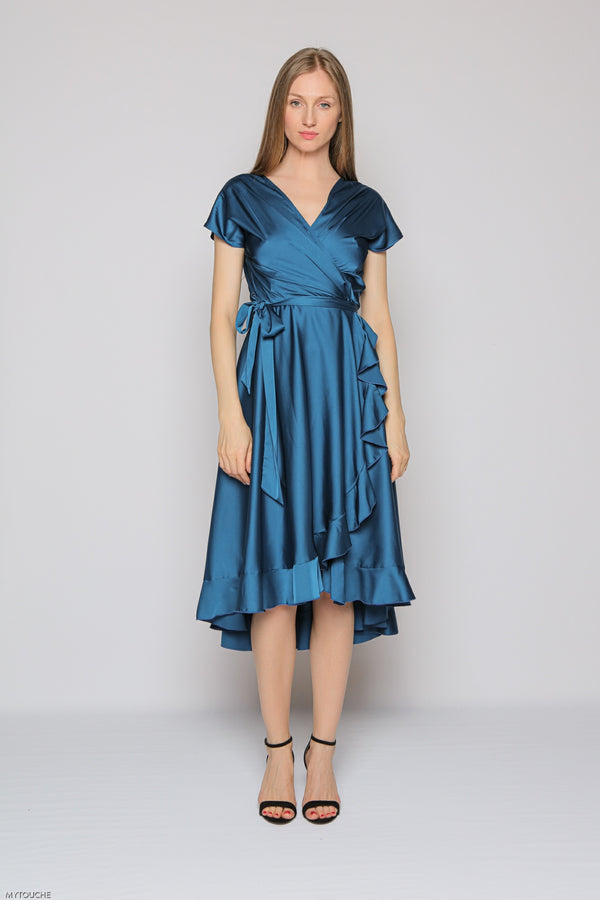 Palace Dress (blue)