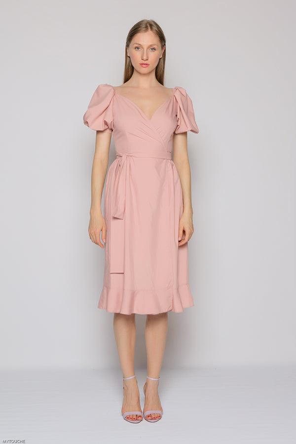 Dolores Dress (pink)