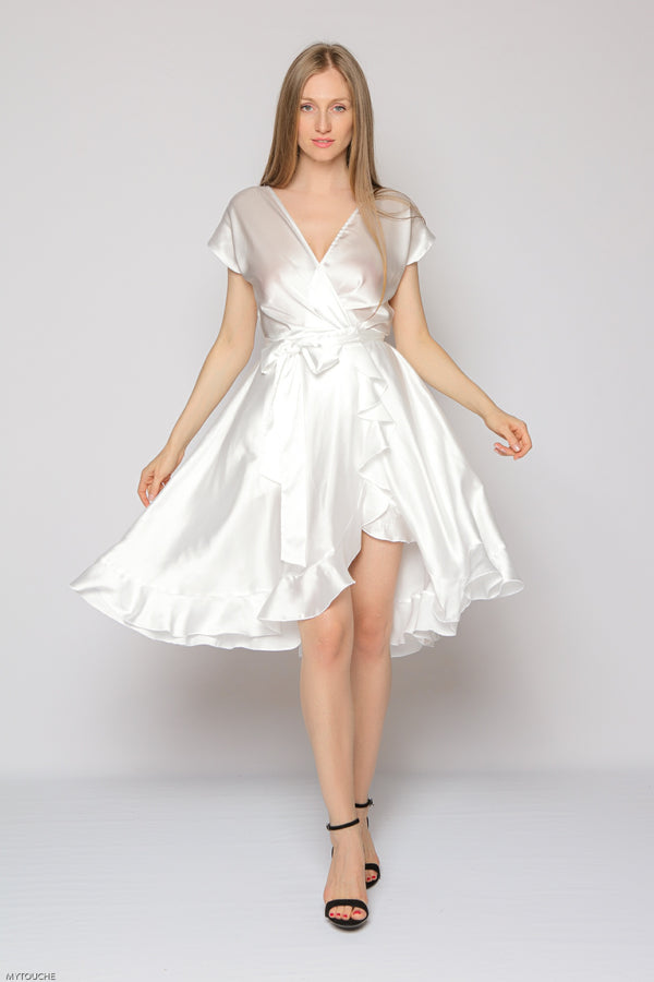 Palace Dress (white)
