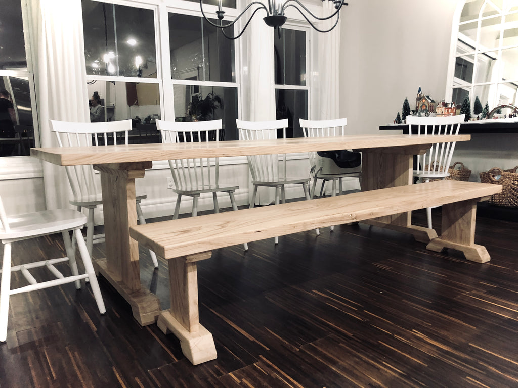 Modern Dining Table | CUNA Furniture Makers | Custom Furniture Calgary