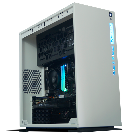 PC Gamer Master Race Starter AMD® Ryzen™ 5 3600 / Nvidia® Geforce™ GTX 1660 Ti / 16GB / 240 GB SSD