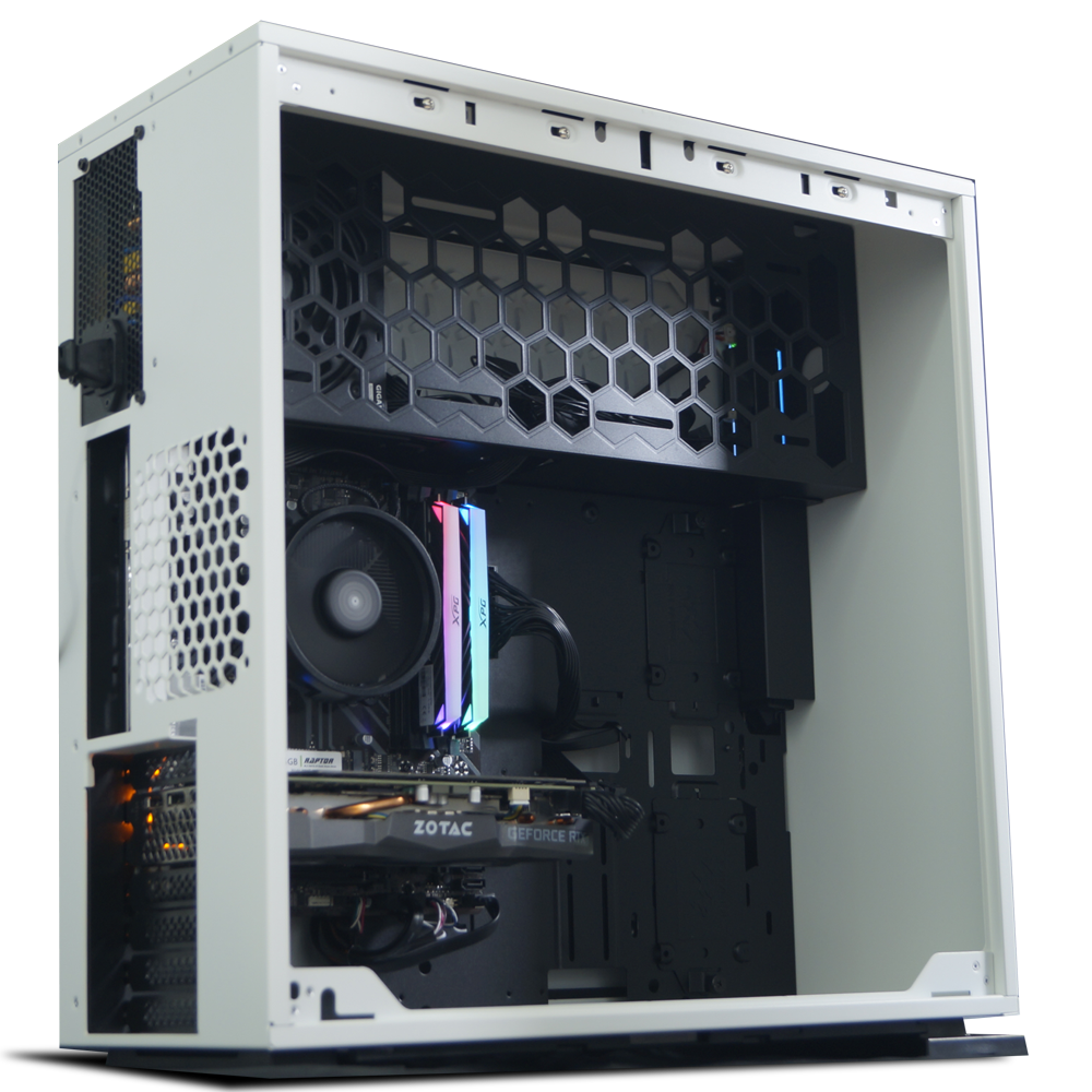 PC Gamer Master Race Starter Intel® Core™ i5-9400 /Nvidia® Geforce™ GTX 1660 Ti / 16GB / 240 GB SSD