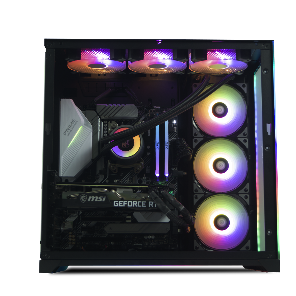 PC Gamer Master Race GOD AMD® Ryzen™ 9 3900X /Nvidia Geforce RTX 3090 24GB / Versión Avanzada