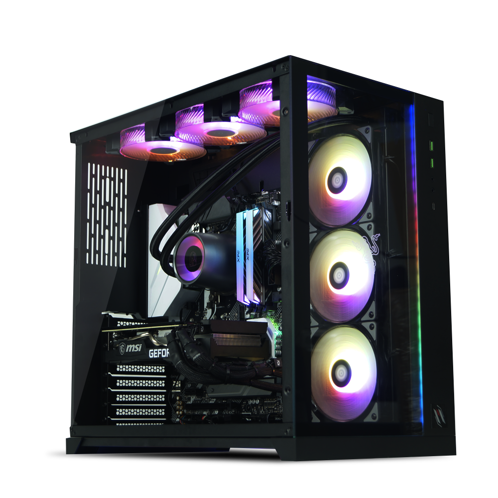 PC Gamer Master Race GOD Intel® Core™ i9-10900K / Nvidia Geforce RTX 3090 24GB / Versión Avanzada