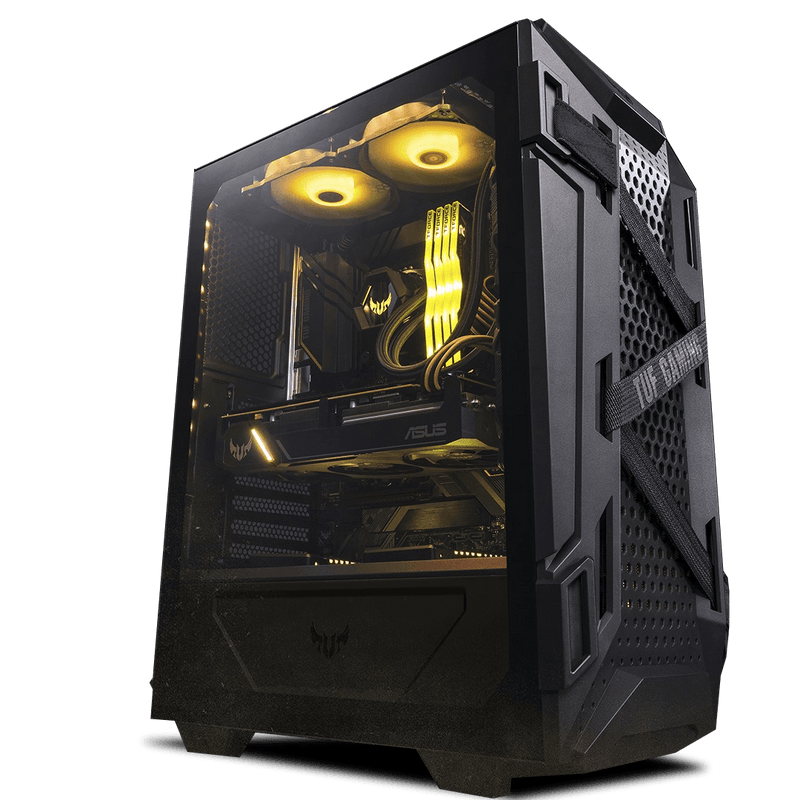 PC Gamer Starter Powered By ASUS Ryzen 5 3600 / Nvidia Geforce GTX 1650PC GamerMaster Race PC Gamer