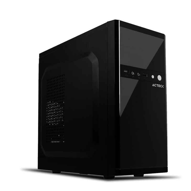 PC Oficina AMD Ryzen 5 3400G / 8GB RAM/ 1TB HDDPC OficinaMaster Race PC Gamer