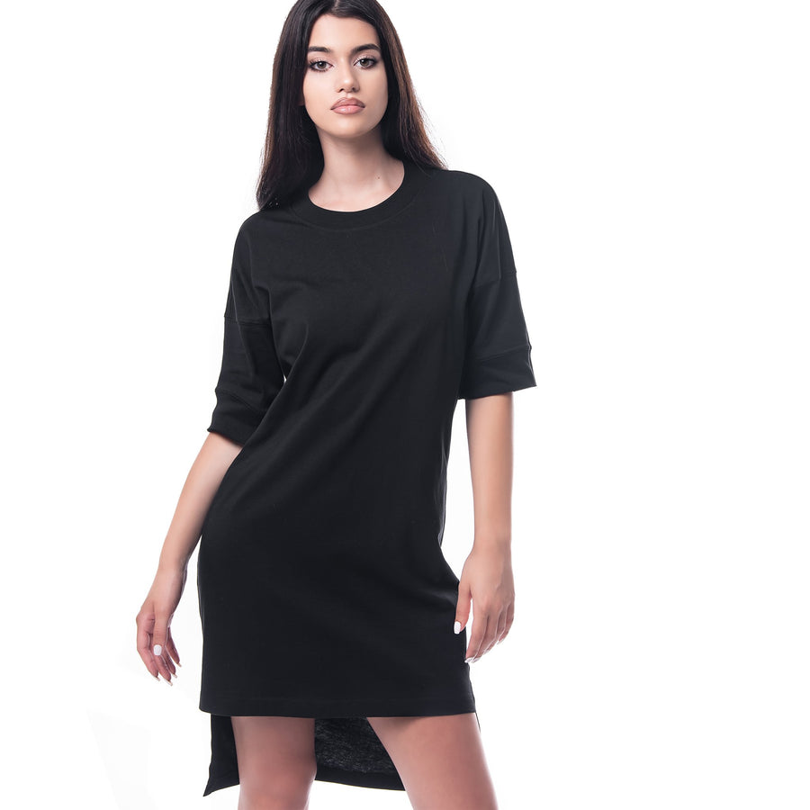 DECADENT LIFESTYLE T-DRESS - T21766