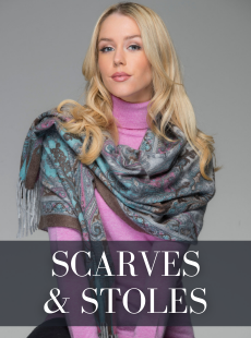 WOMEN'S SPRING CASHMERE SCARVES AND STOLES