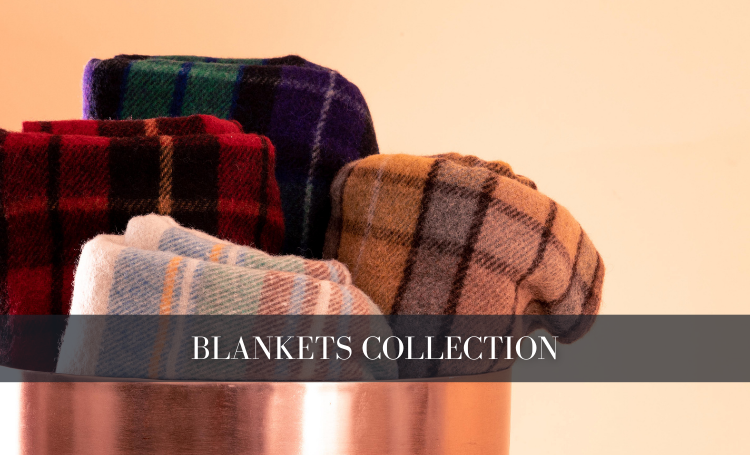 blankets collection