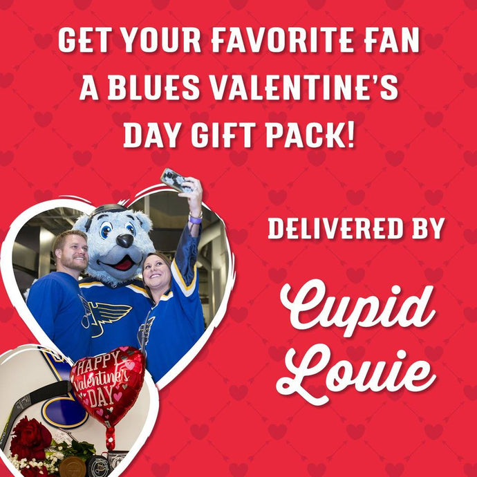 Cupid Louie Valentine's Day Package
