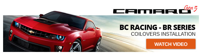 Watch Video: BC Racing BR Series Coilovers Installation