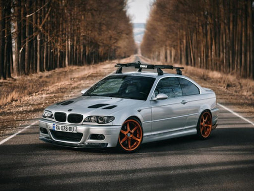 1999-2006 Bmw 3 Series Rwd E46 Separate Style Rear Fortune Auto Coilovers
