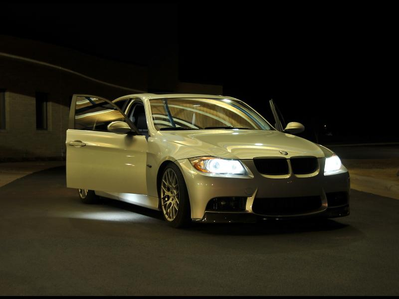 2006-2011 Bmw 3 Series Awd E90,E91,E92 Separate Style Rear Fortune Auto Coilovers