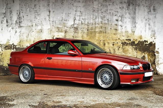 1993-2000 Bmw 3 Series 318ti E36 5 Separate Style Rear Fortune Auto Coilovers