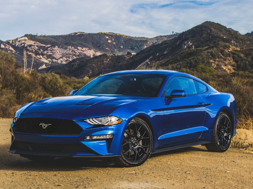 2015-2020 - FORD - Mustang S550 - Feal Suspension coilovers at Coilovers.com