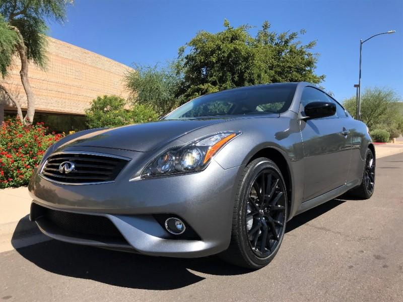 2014-2015 - INFINITI - Q60 COUPE AWD - BC Racing Coilovers