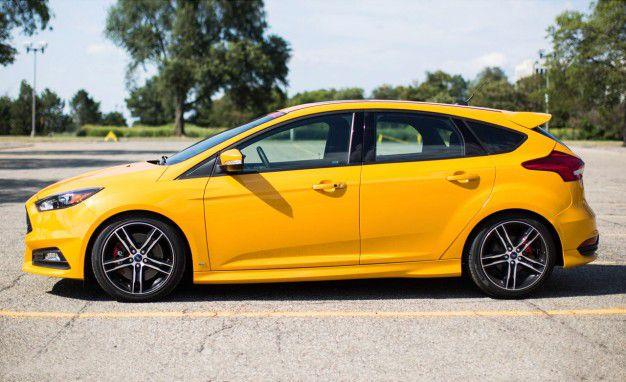 2012-Present Ford Focus St Includes Front Endlinks Separate Style Rear Fortune Auto Coilovers