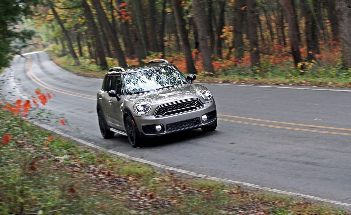 2017-2019 - MINI - COUNTRYMAN - BC Racing Coilovers