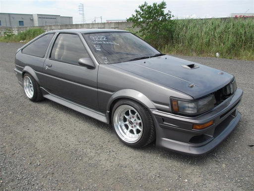1983-1987 Toyota Corolla Ae86 Includes Front Spindle Separate Style Rear Fortune Auto Coilovers