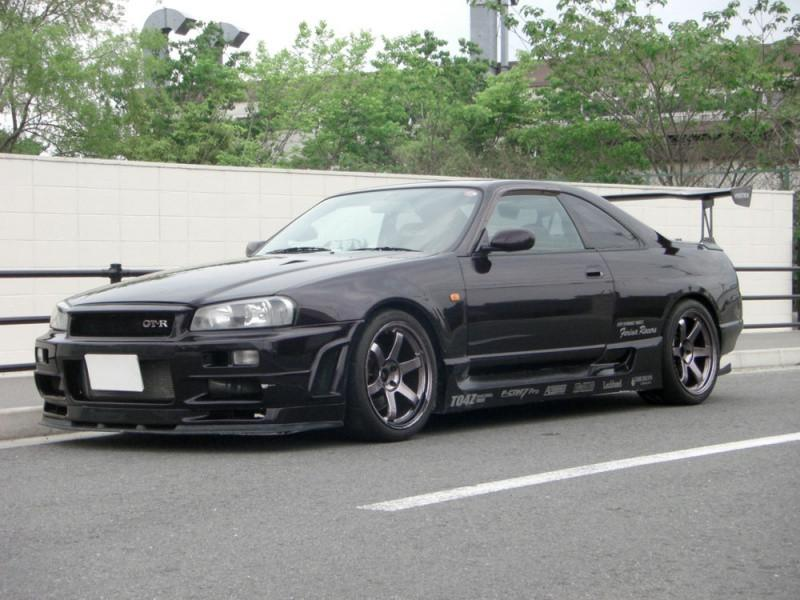 1995-1998 - NISSAN - Skyline R33 GTST, RWD - Feal Suspension coilovers at Coilovers.com