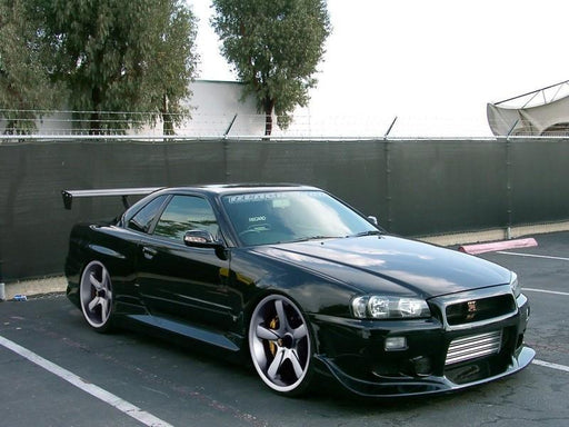 1999-2002 - NISSAN - Skyline R34 GTR, AWD - Feal Suspension coilovers at Coilovers.com