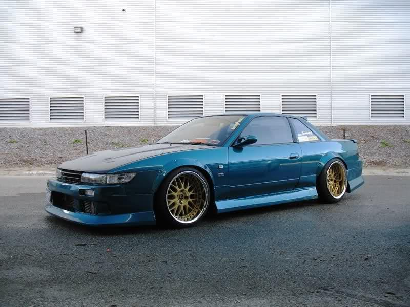 1989-1994 - NISSAN - 240sx, S13 - Feal Suspension coilovers at Coilovers.com
