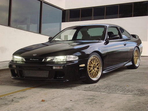 1995-1998 - NISSAN - 240sx, S14 - Pro Long Stroke - Feal Suspension coilovers at Coilovers.com