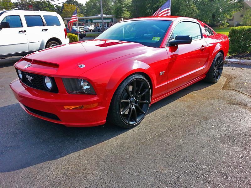 2005-2014 Ford Mustang S197 Includes Front Endlinks Separate Style Rear Fortune Auto Coilovers