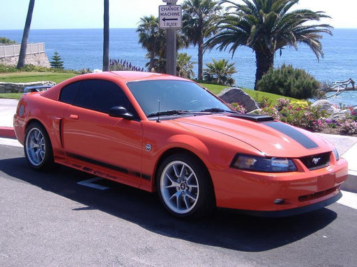 1999-2004 Ford Mustang Sn-95 Svt Cobra Only For Models With Irs Front & Rear Suspension Kw Suspension Coilovers