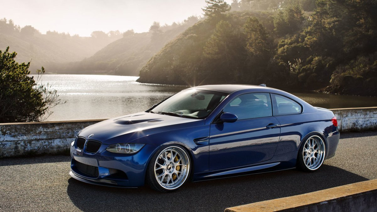 2007-2013 - BMW - 3 Series M3 - E92 & E90 - BC Racing Coilovers
