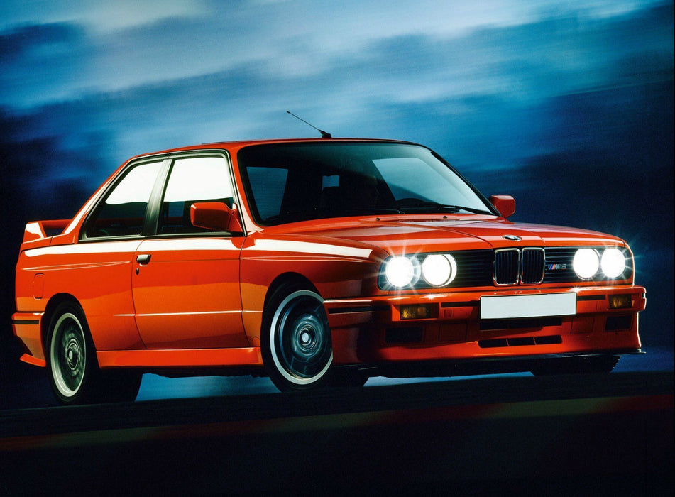 1988-1991 - BMW - M3 (True Rear Welding Required) - Ksport USA Coilovers