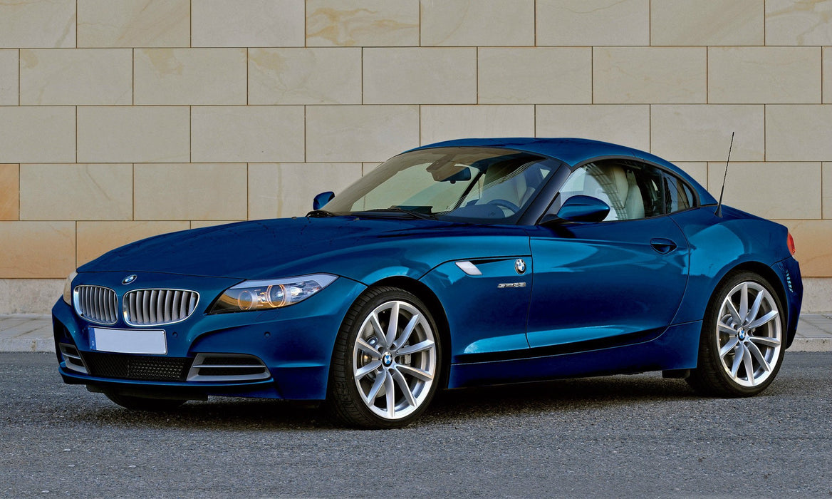 2006-2008 Bmw Z4 M E85 Separate Style Rear Fortune Auto Coilovers