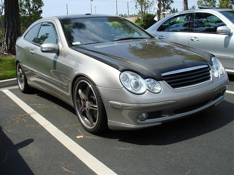 2001-2007 - MERCEDES BENZ - C Class (RWD excludes 4MATIC) - Ksport USA Coilovers