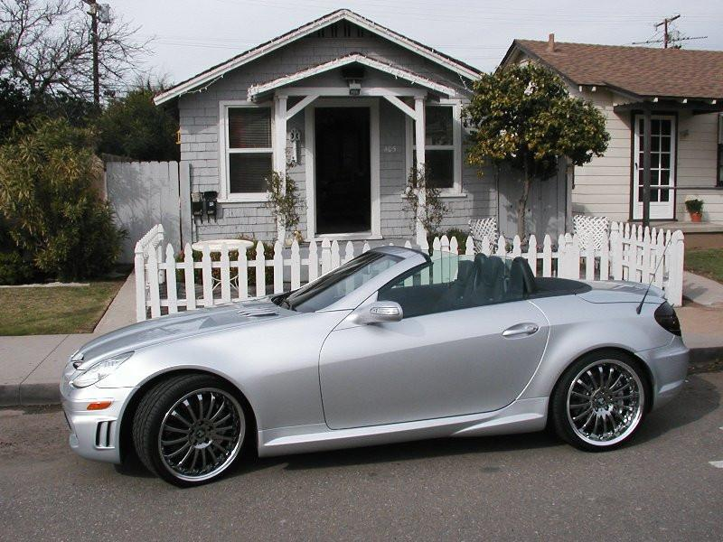 2004-2011 - BENZ - SLK - BC Racing Coilovers