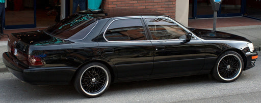 1995-2000 - LEXUS - LS400 - Feal Suspension coilovers at Coilovers.com