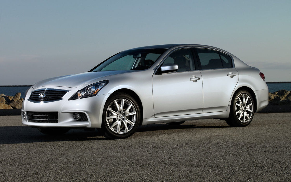 2008-2013 - INFINITI - G37 Coupe - BC Racing Coilovers