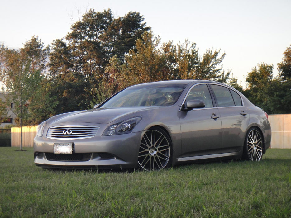 2009-2013 - INFINITI - G37x - BC Racing Coilovers