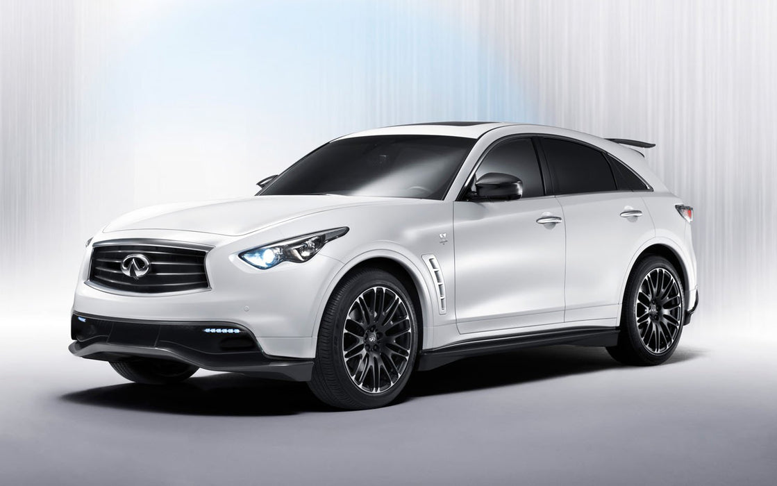 2009-2016 - INFINITI - FX50S AWD - BC Racing Coilovers