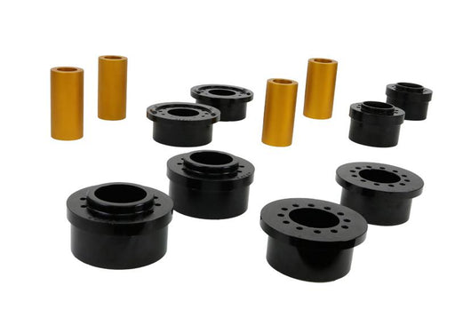 Whiteline Performance - Rear Subframe - mount bushing (W93398)