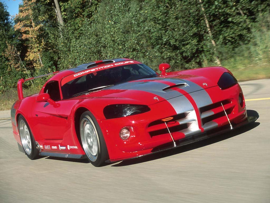 2003-2010 - DODGE - Viper (Default Extreme) - BC Racing Coilovers