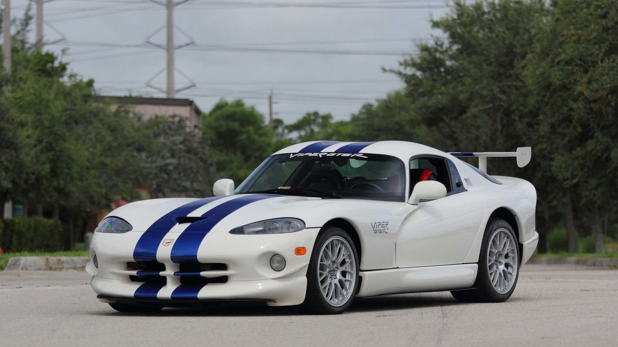 1996-2002 - DODGE - Viper - BC Racing Coilovers