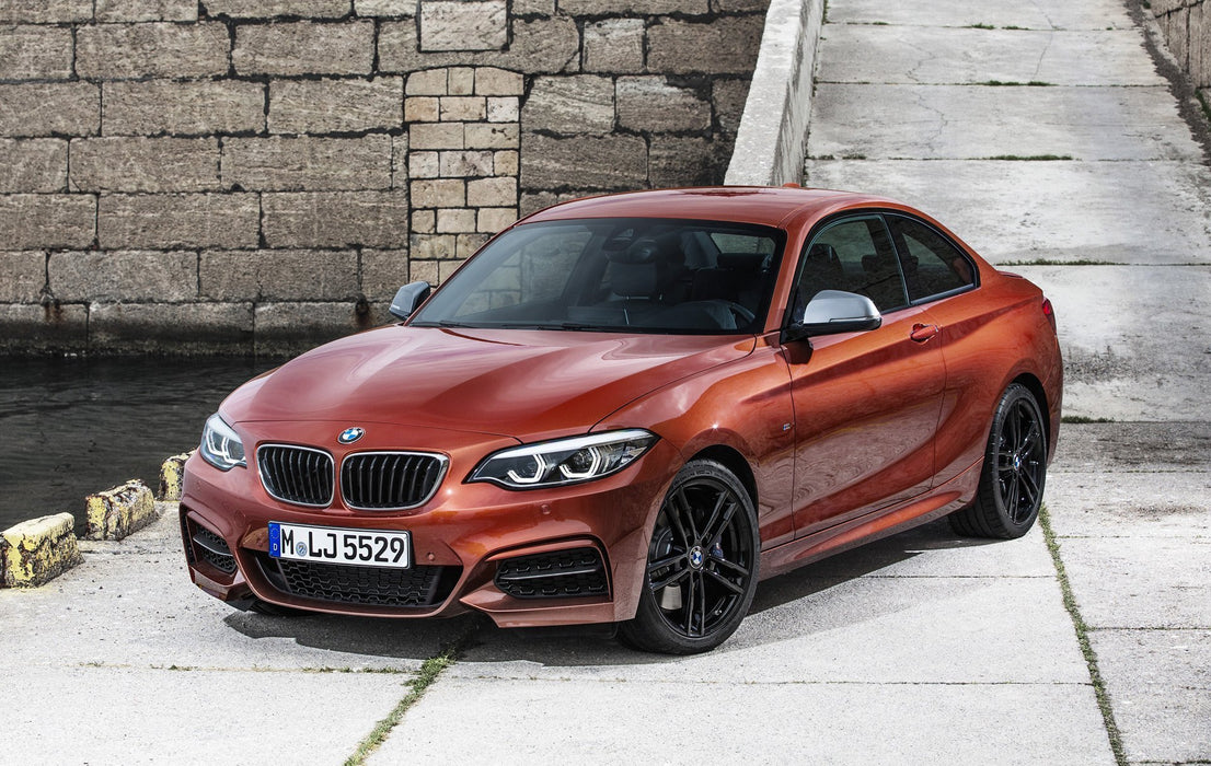 2015-2020 Bmw 2 Series F22 Coupe 228i 230i Awd Xdrive With Edc Includes Edc Cancellation Kw Suspension Coilovers