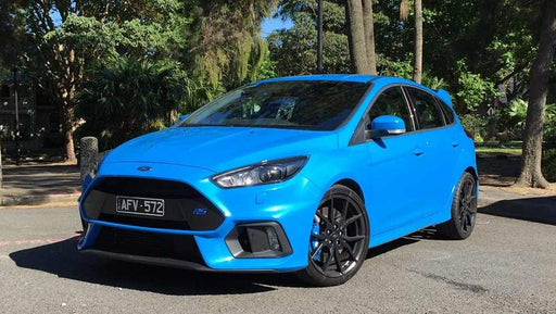 2016-Present Ford Focus Rs Includes Front Endlinks Separate Style Rear Fortune Auto Coilovers