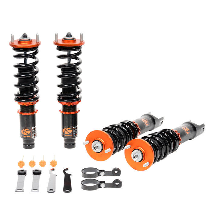 2007-2008 - INFINITI - G35 (Sedan excludes AWD) [True Rear Coilover] - Ksport USA Coilovers